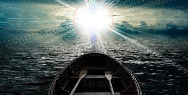 Boot naar licht