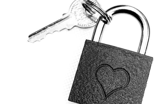 Sleutel naar je hart
